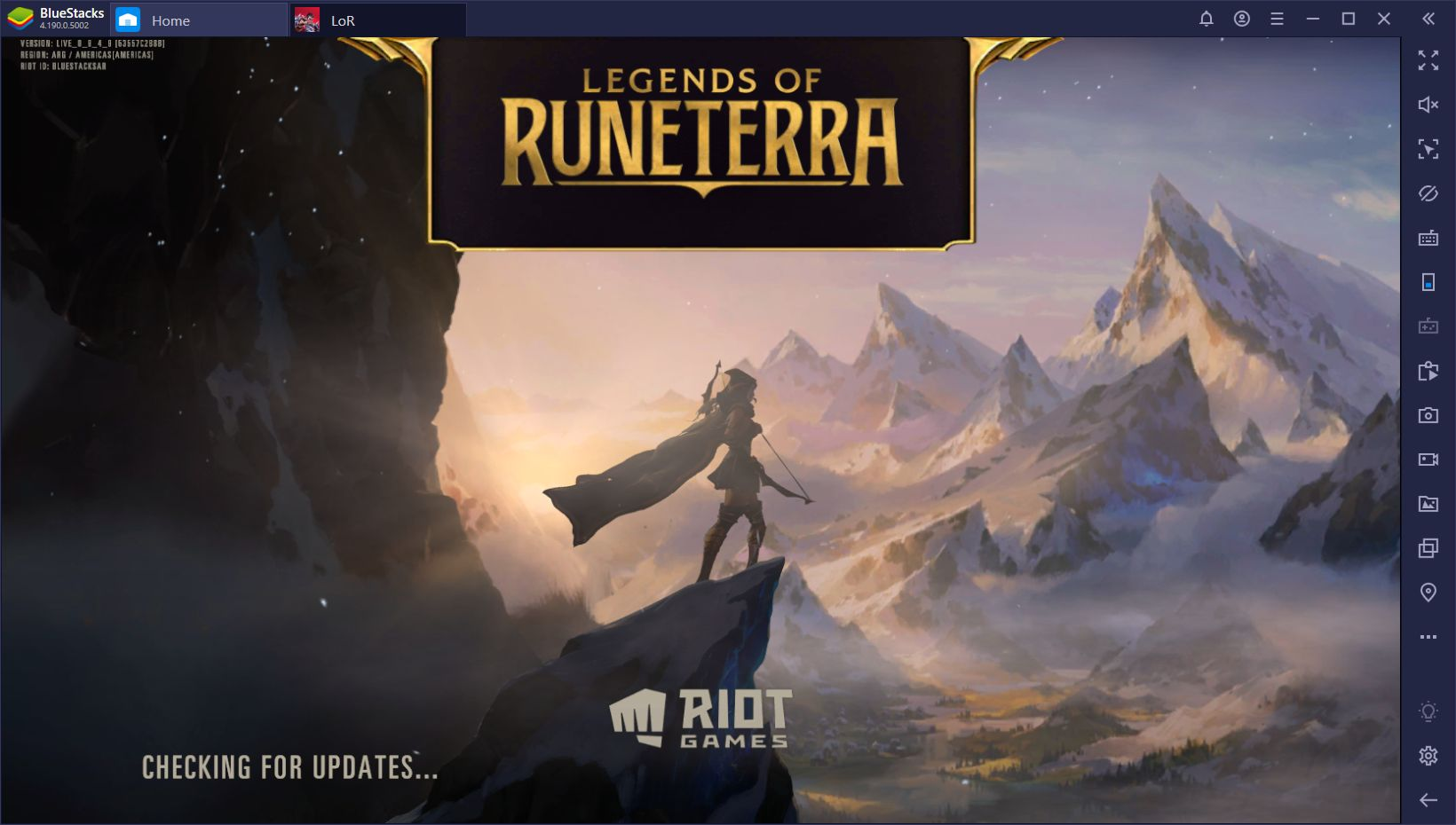 Legends of Runeterra on PC - An Introduction to the Different Regions