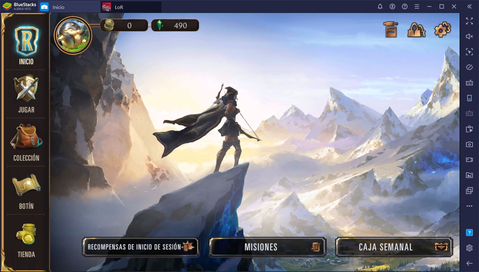 Legends of Runeterra en PC – Introducción a las Distintas Regiones