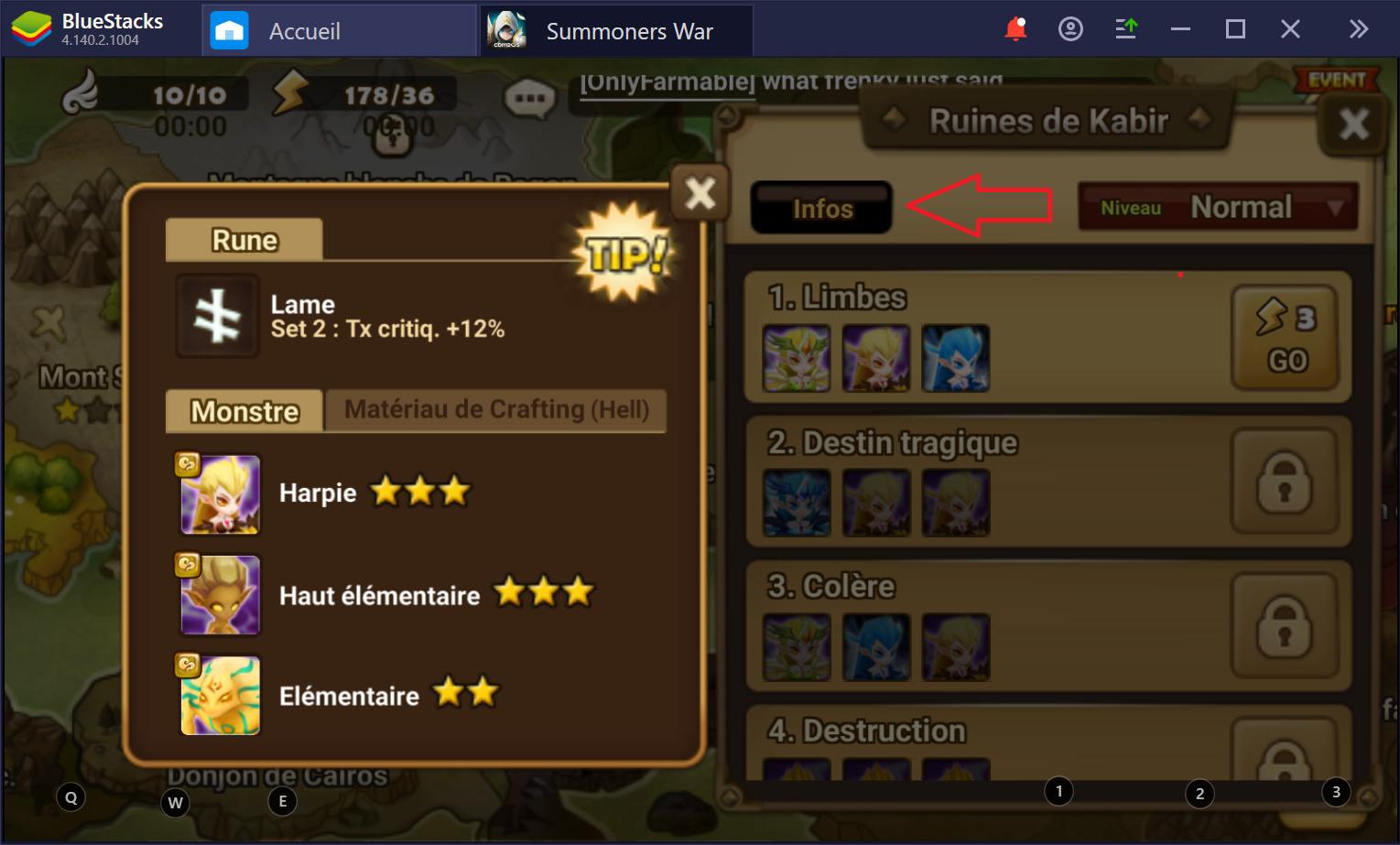 Les meilleurs trucs et astuces pour Summoners War