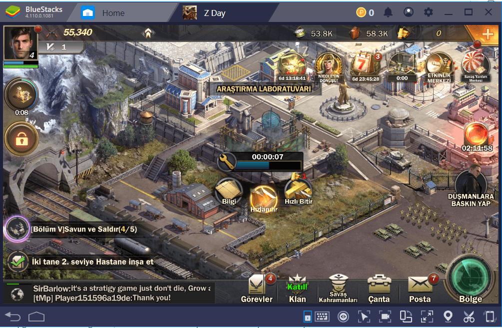 Z Day: Hearts of Heroes – Nasıl Hızlı Bir Şekilde Seviye Atlanılır