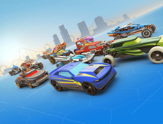 Играй Hot Wheels: Race Off На ПК 7