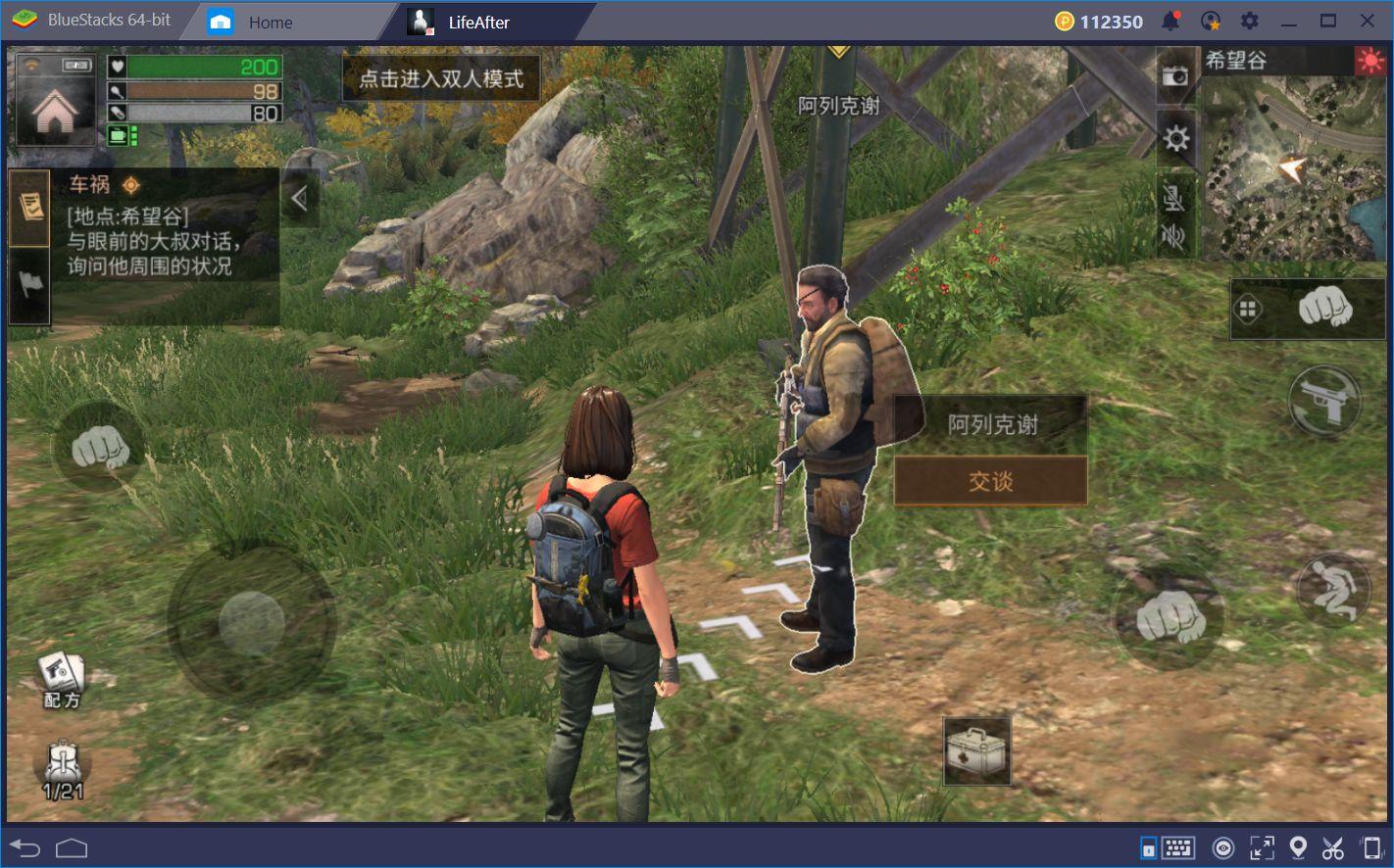 LifeAfter—Sandbox de Superviviencia con Elementos de MMO