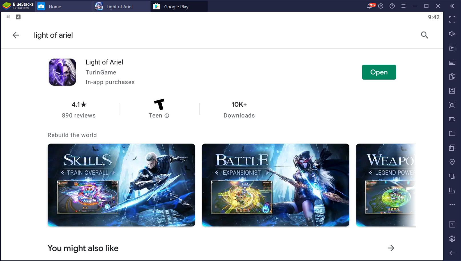 Light of Ariel – How to Install and Play this Vast Mobile MMORPG on Your PC