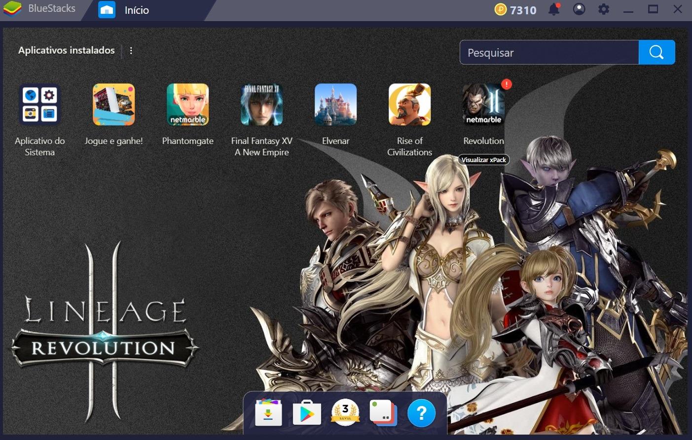 Atualização de outubro de Lineage2 Revolution: outras mudanças que você deve conhecer.