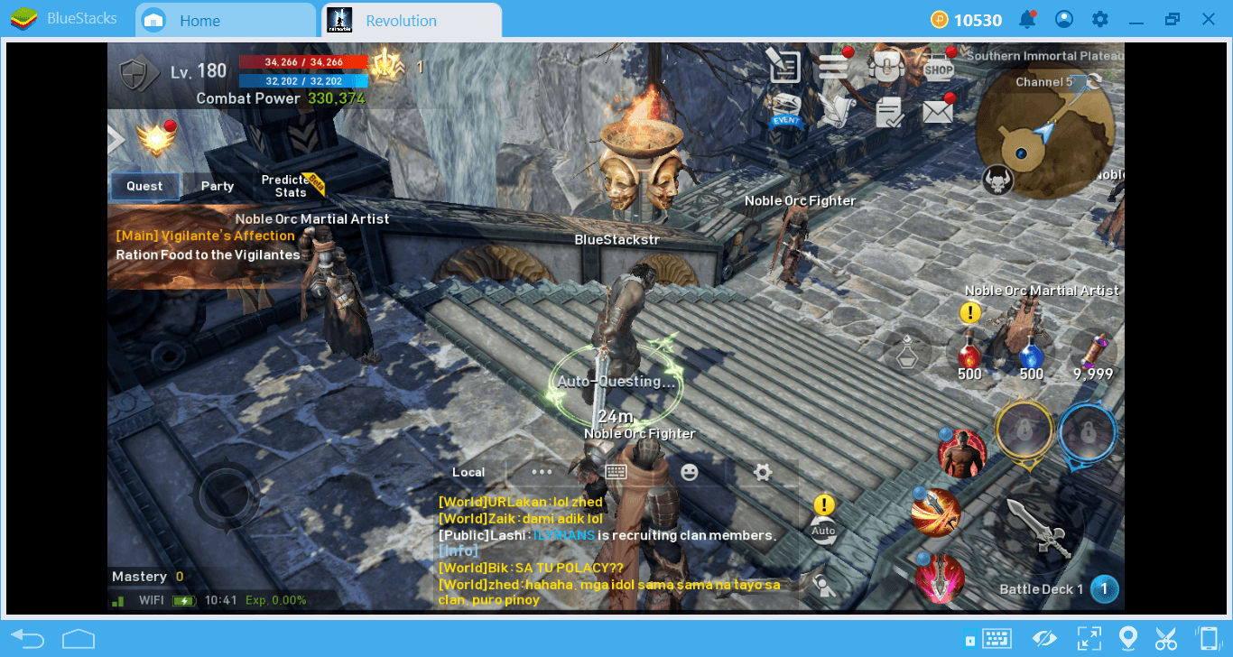 Os Orcs invadem Lineage2: Revolution!