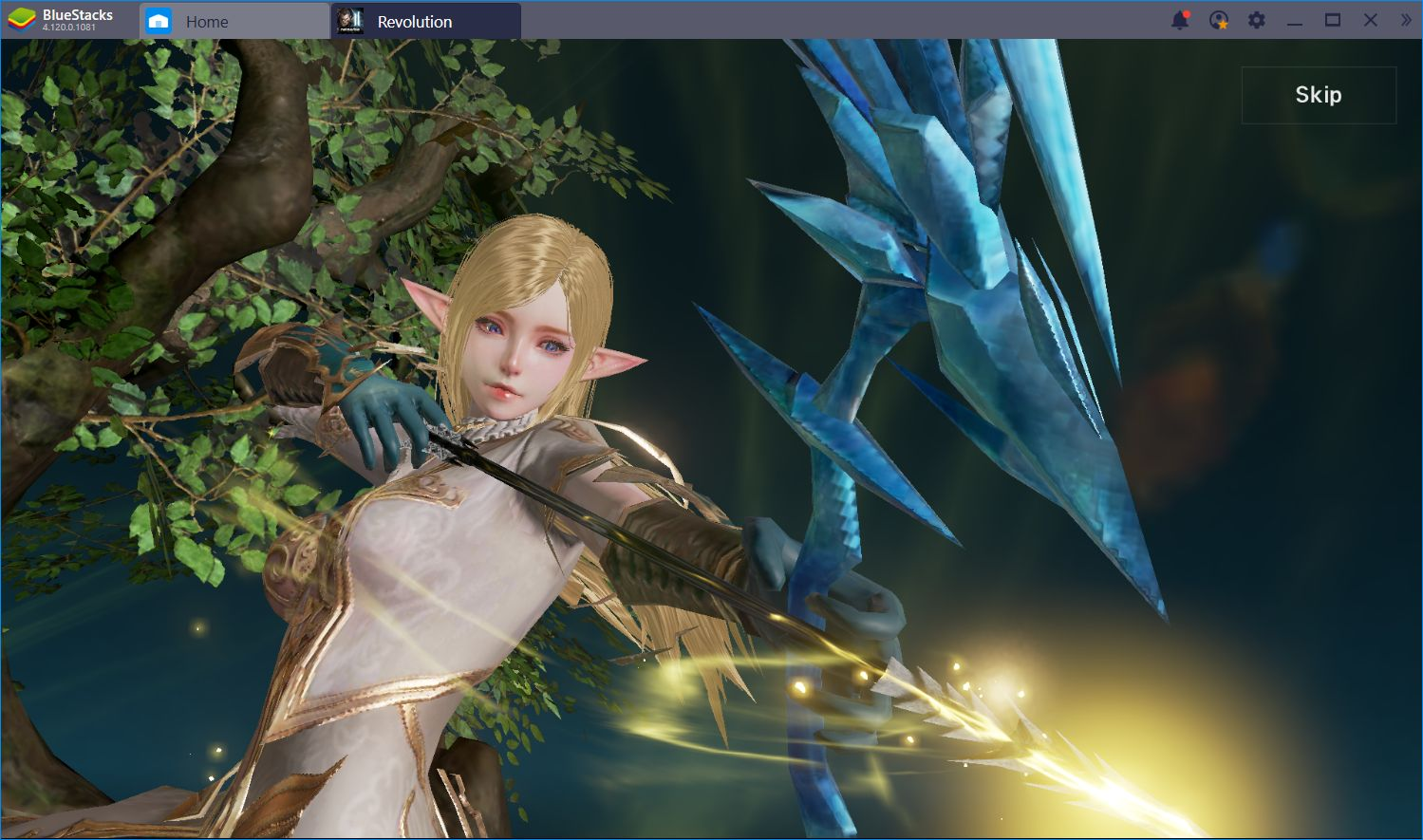 Kamael, Dual Class, and More in Lineage 2 Revolution's Newest Update