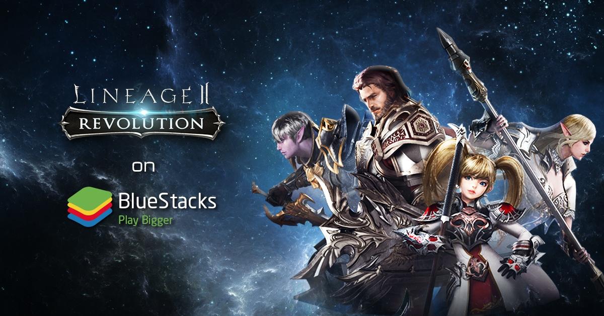 Lineage II Revolution – Guide des mécanismes du jeu