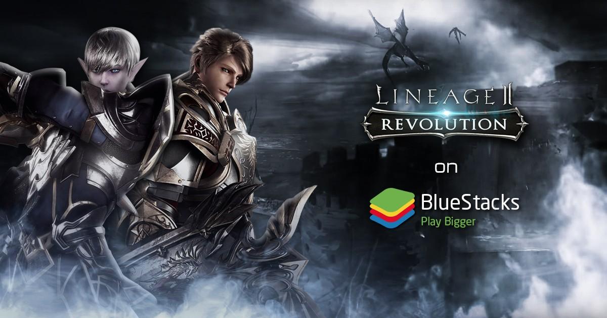 As 5 melhores classes para jogar em Lineage 2 Revolution