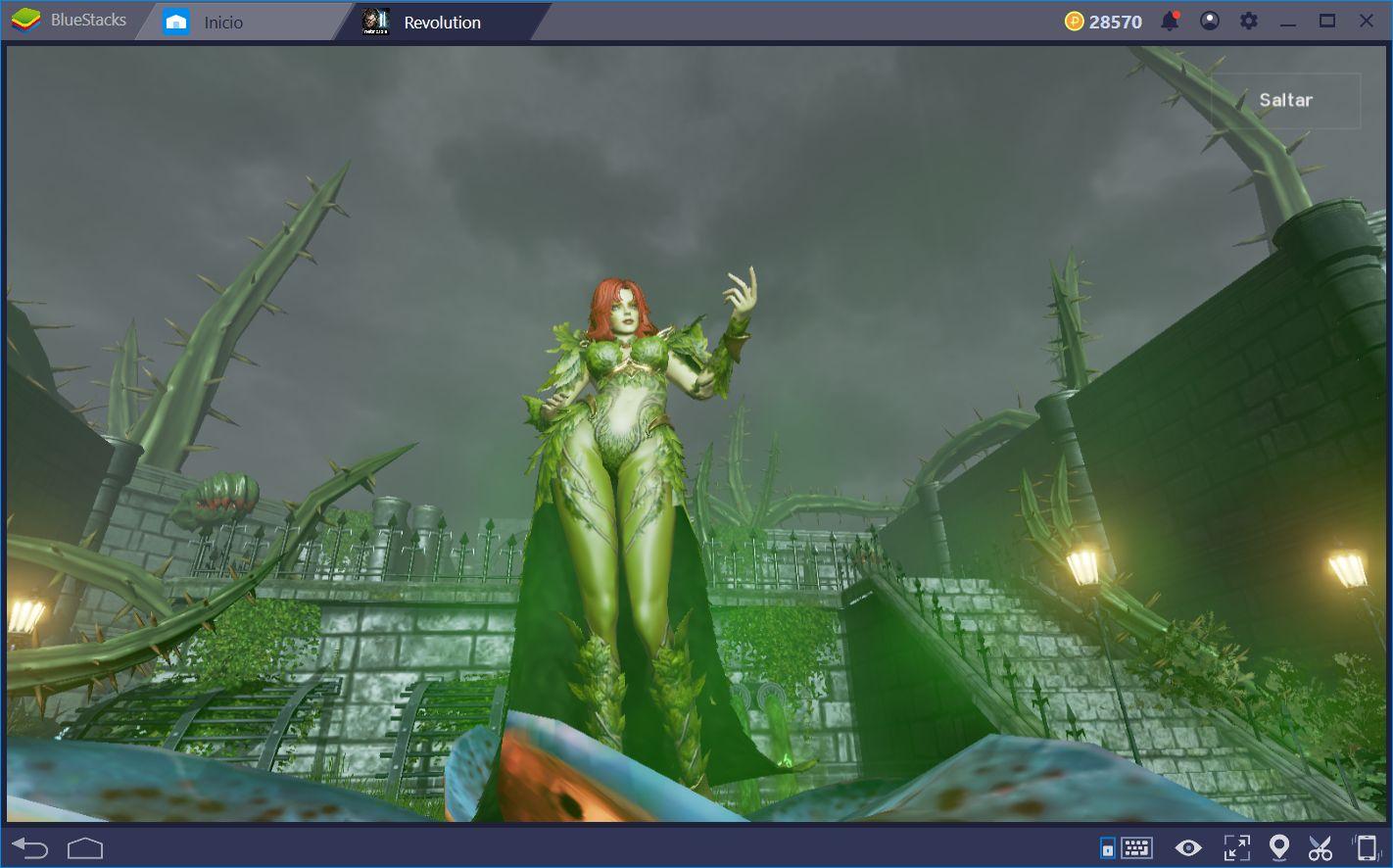 El Nuevo Evento de DC Comics en Lineage 2 Revolution