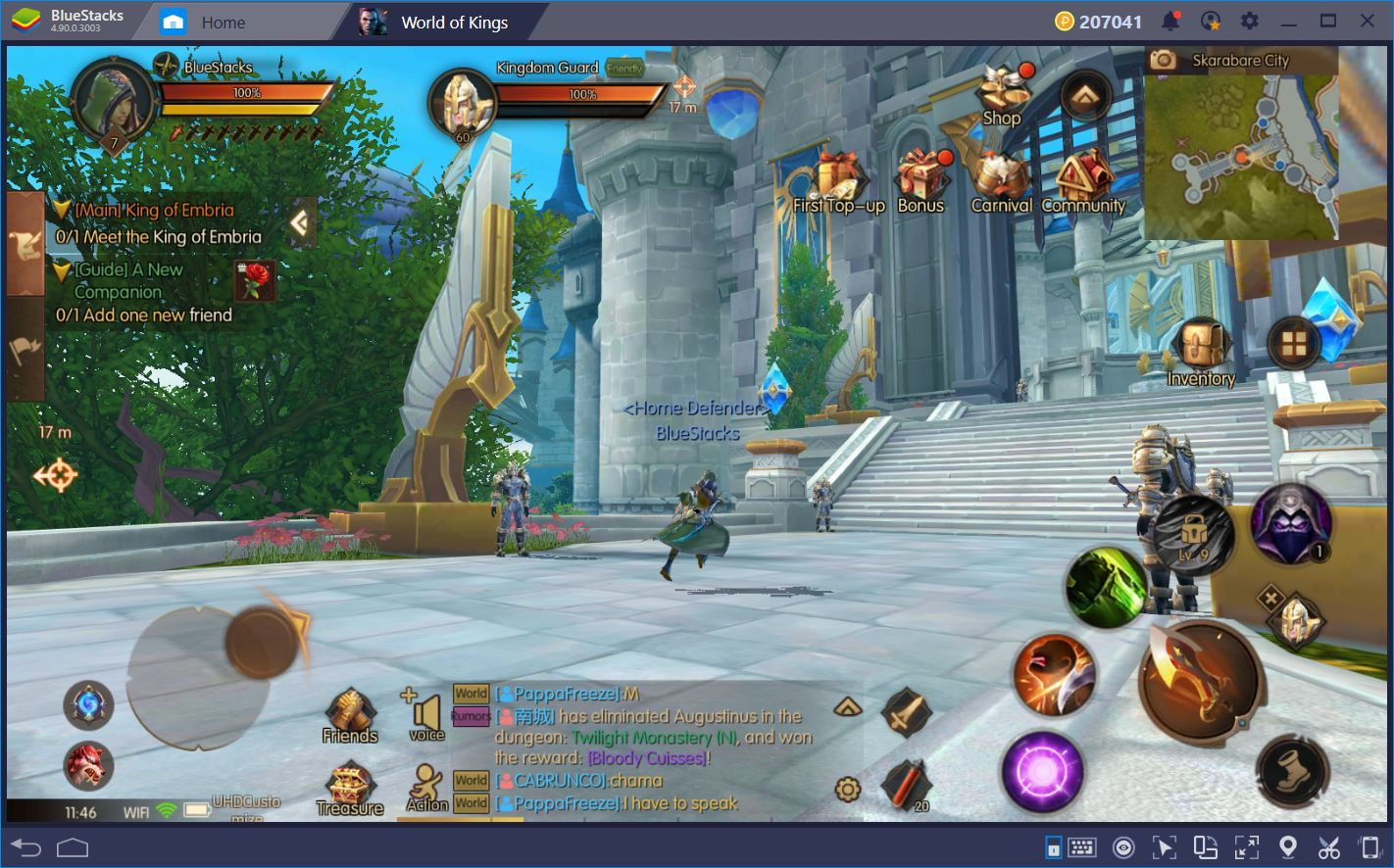 The Best Action RPGs to Play on BlueStacks in 2019