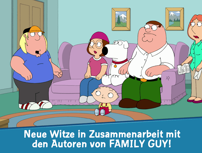 Spiele Family Guy: The Quest for Stuff auf PC 7