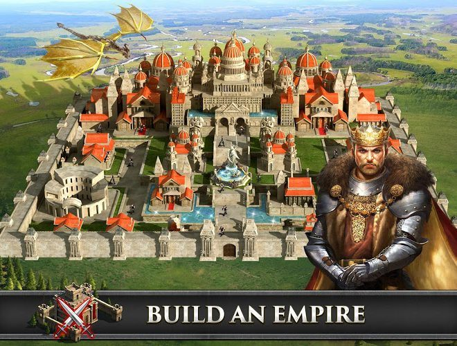 Play King of Avalon: Dragon Warfare on PC 4