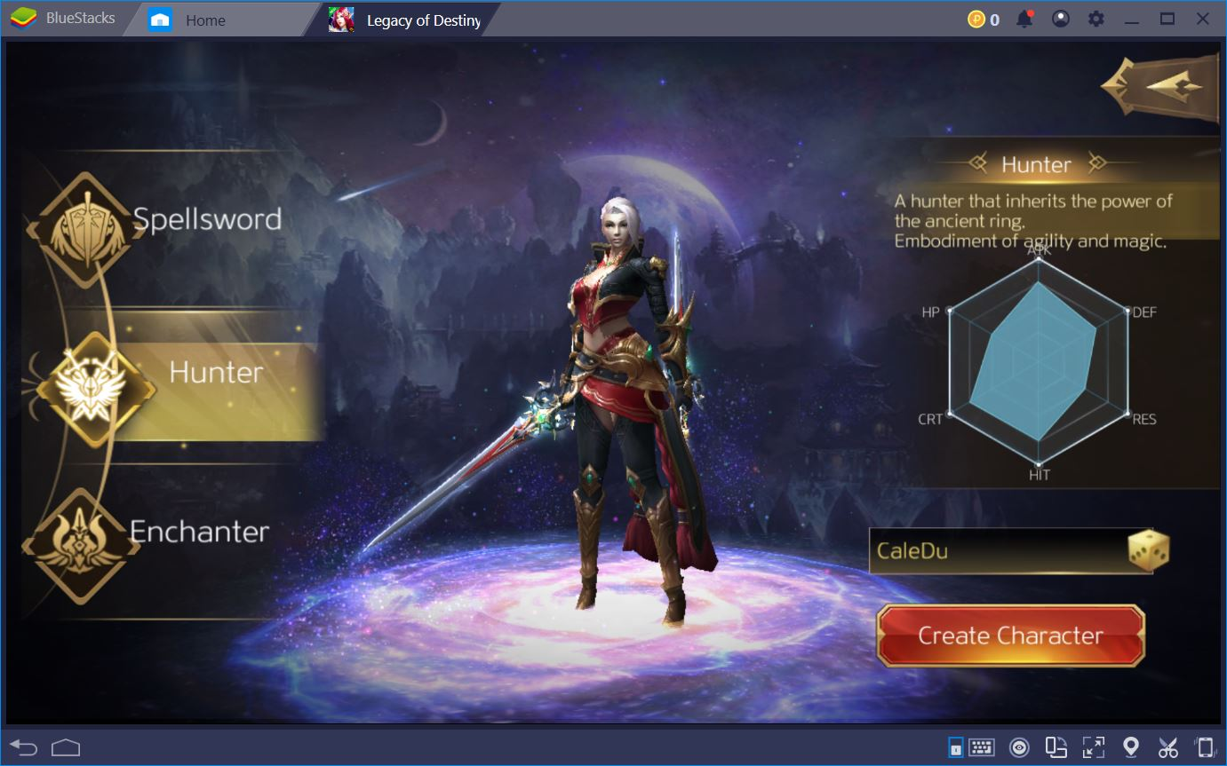 Make Legacy of Destiny Even More Romantic with BlueStacks | BlueStacks 4