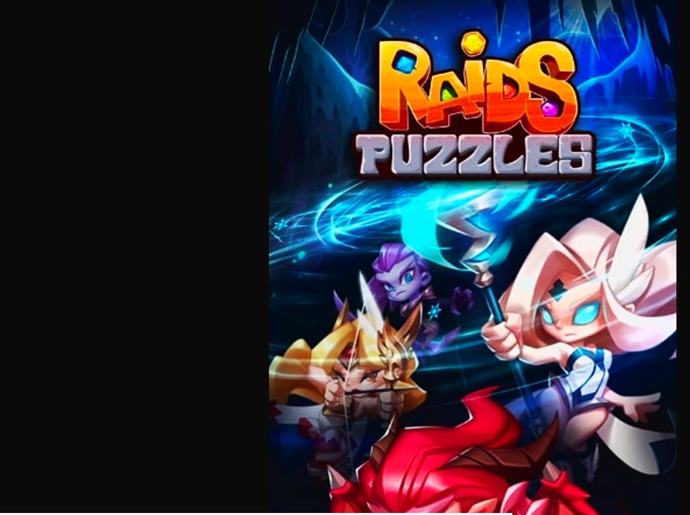 Gioca Raids & Puzzles: RPG Quest sul tuo PC