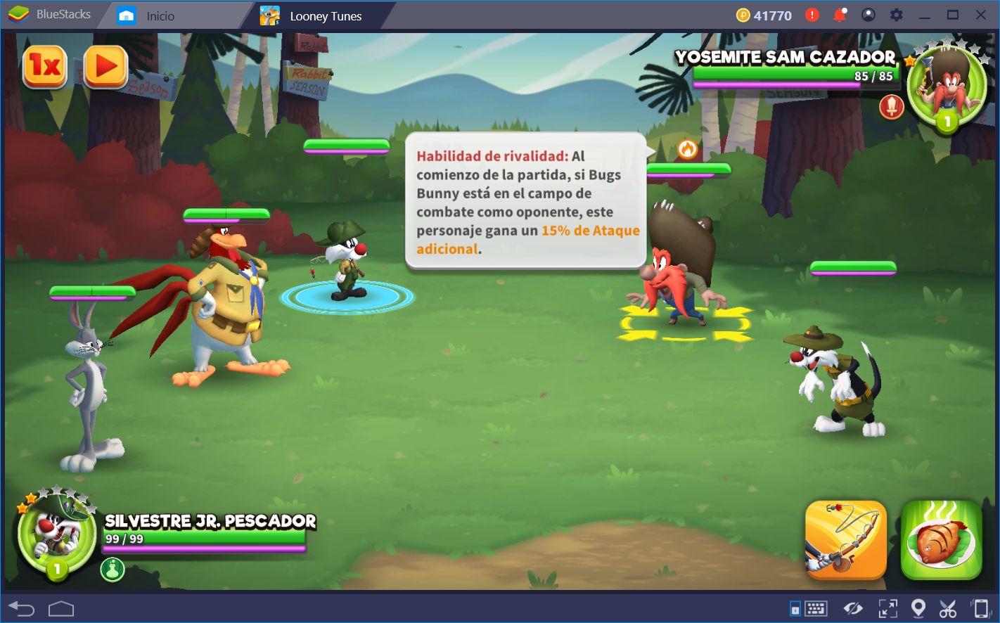 Los Mejores Personajes de Looney Tunes: World of Mayhem