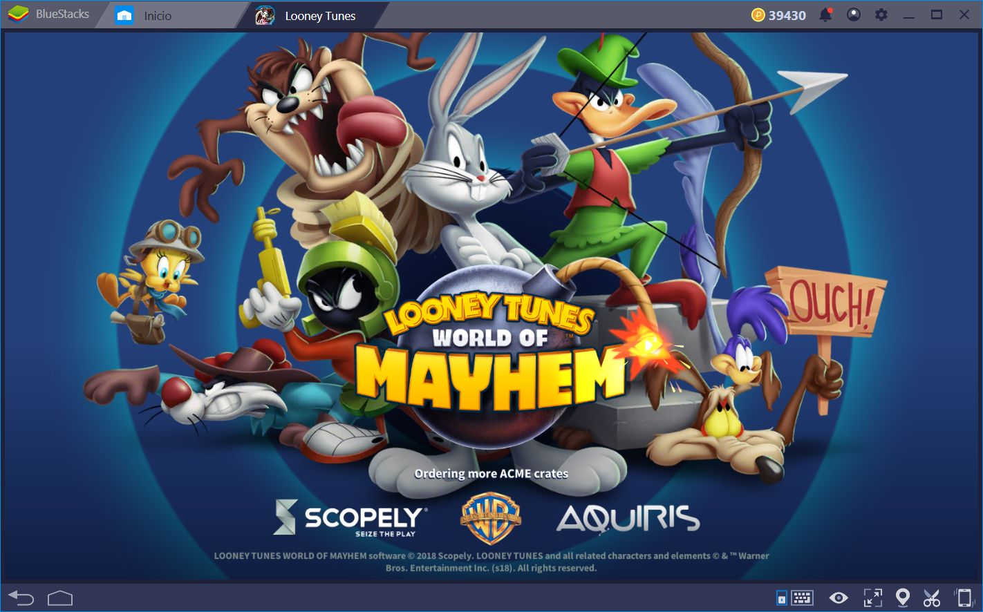 Tus Personajes de Caricaturas Favoritos en la Pantalla de tu PC con Looney Tunes: World of Mayhem