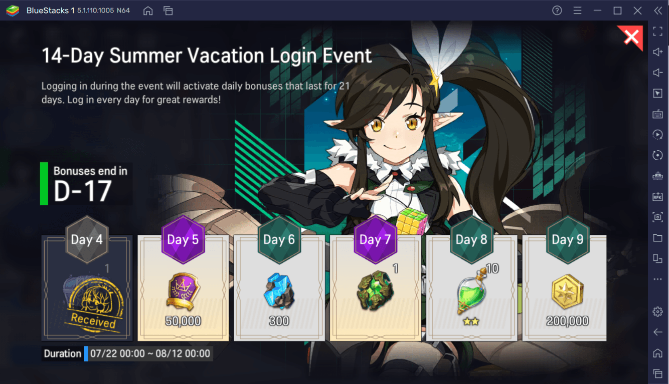 Lord of Heroes – New Hero Rashad, Fire Lucilicca, Extreme Story Part 2, Summer Costumes and Events