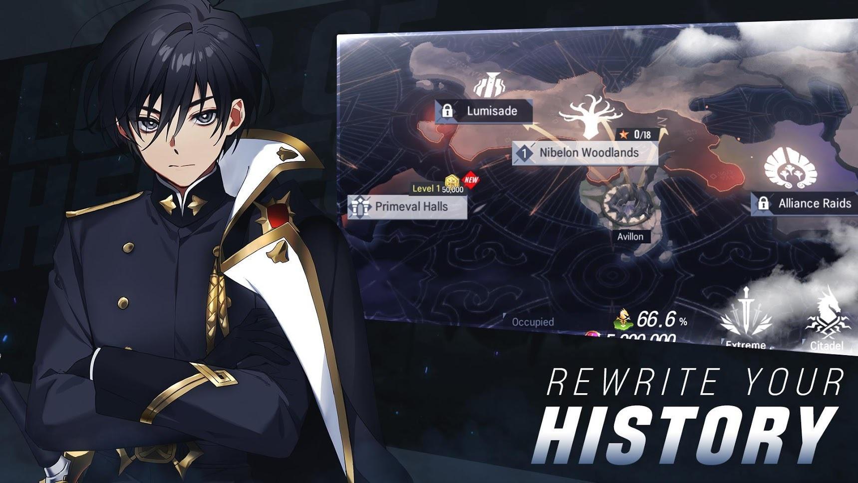 《英雄之王》即將上線,成為國家之王的改革霸主!