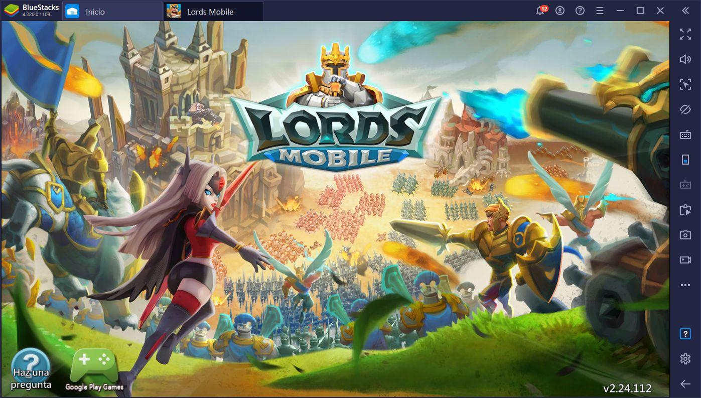 Actualización de Julio 2020 Para Lords Mobile – ¡Nuevos Retos De Gremios, Misiones Diarias, y Más!