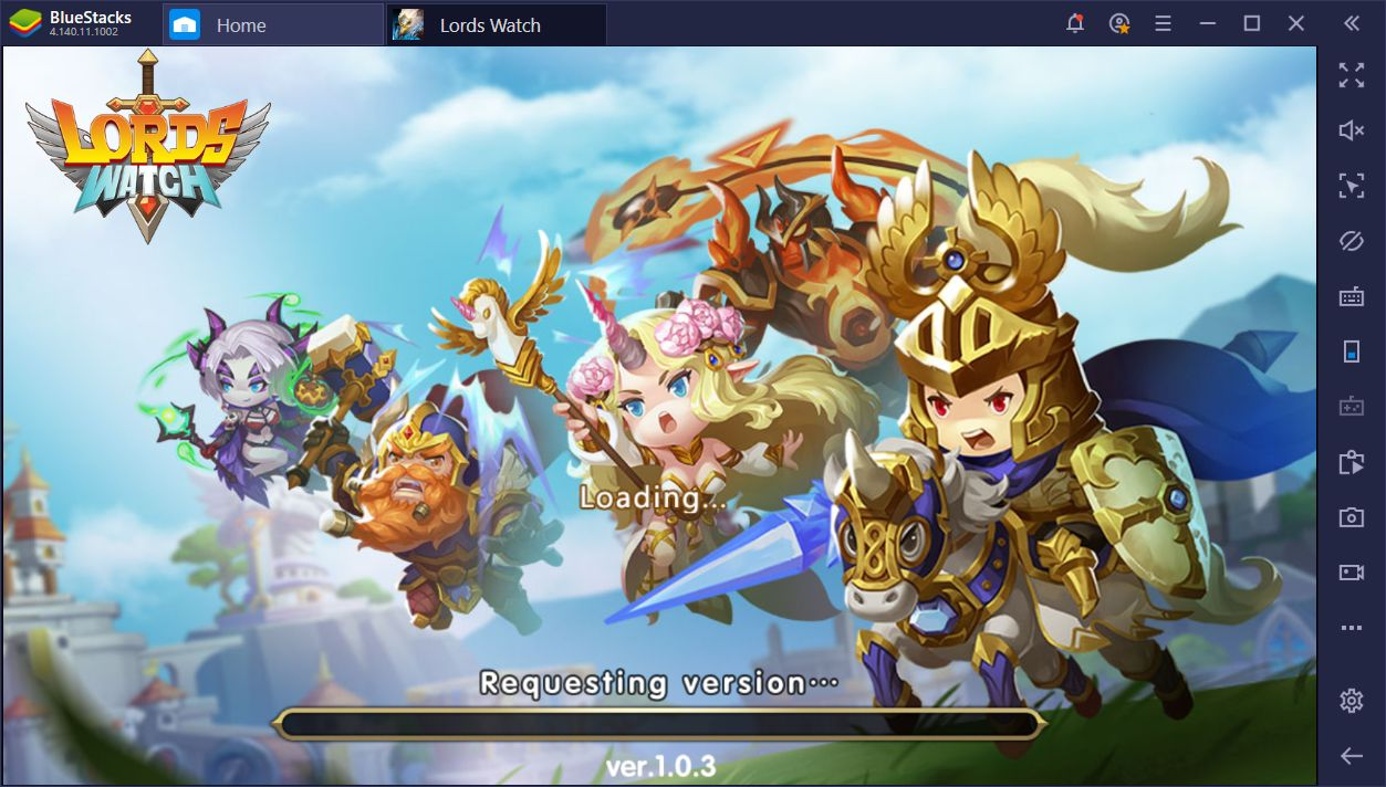 How to Win at Lords Watch: Tower Defense RPG on PC With BlueStacks