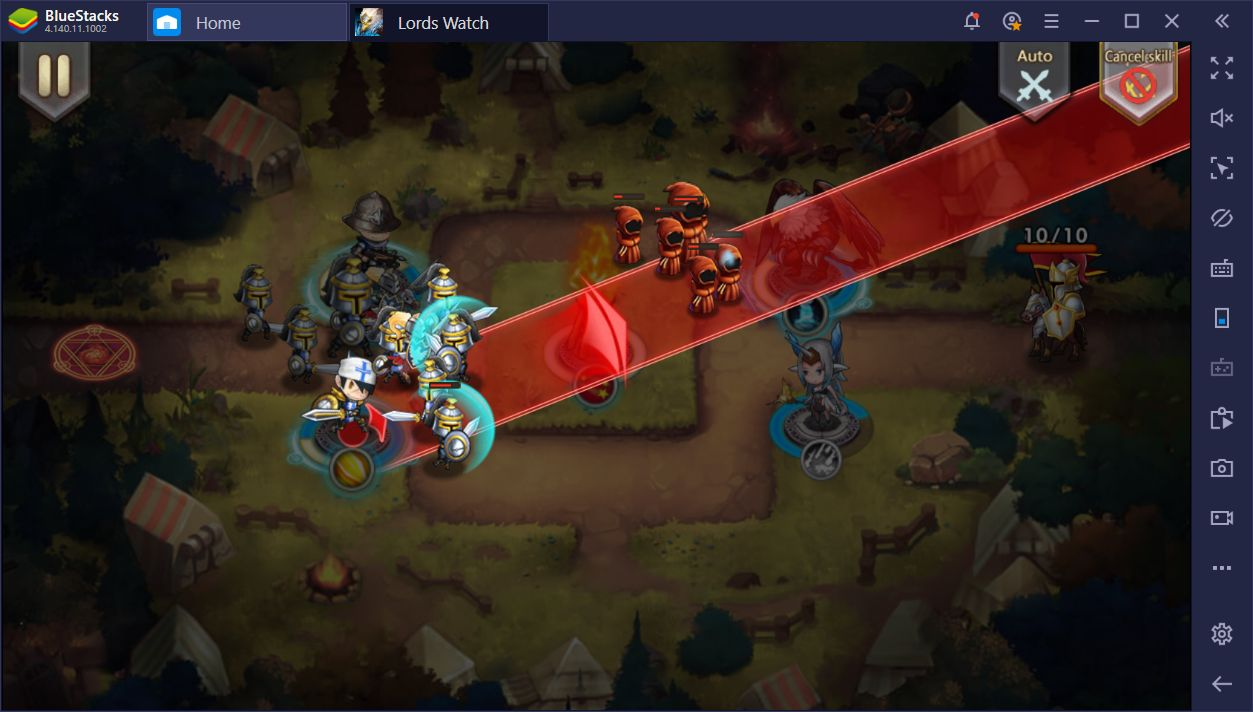 Tips and Tricks to Win at Lords Watch: Tower Defense RPG on PC