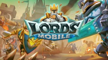 Lords Mobile 1.93 - Mod Free Vip Lvl 15
