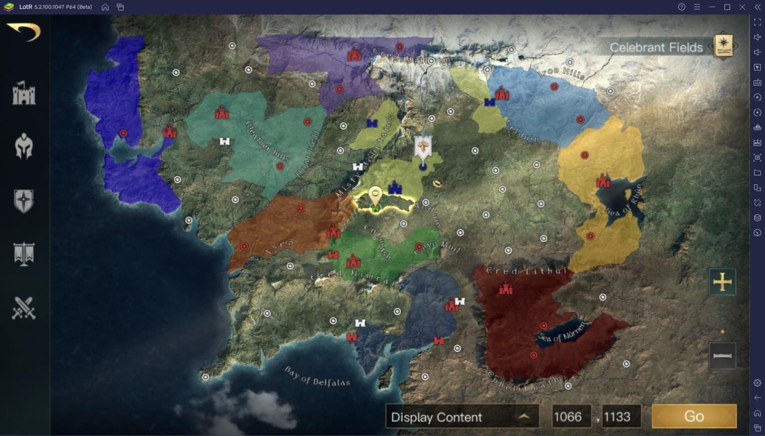 BlueStacks' Anfänger-Leitfaden zu Der Herr der Ringe: Schlacht