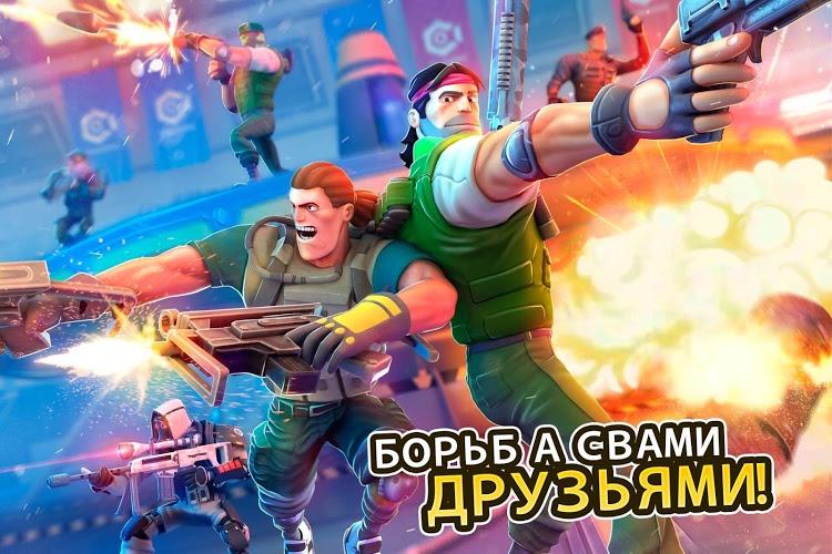 Играй Respawnables — FPS Коммандос Спецна́з На ПК 3