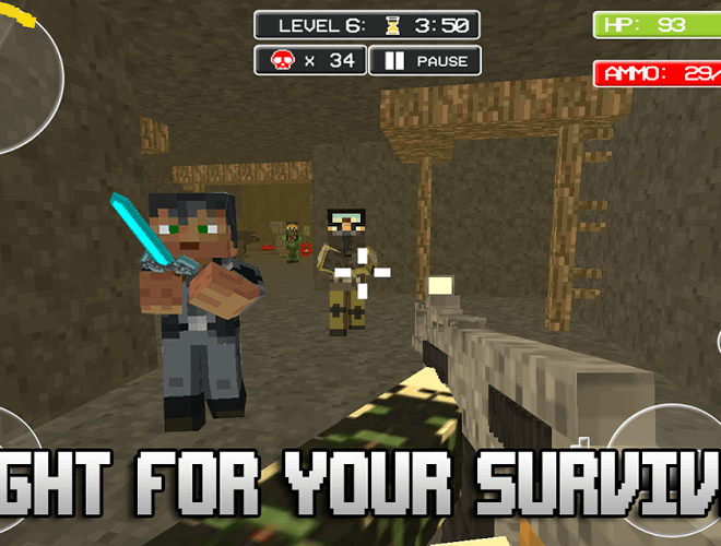 Play The Survival Hunter Games 2 on PC 3