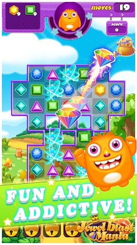 Play Jewel Blast Mania on PC 2
