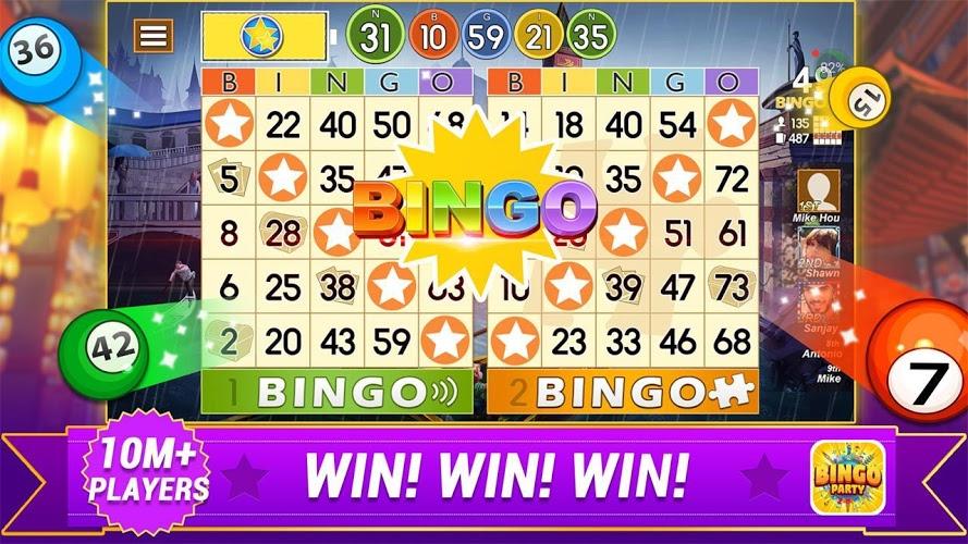 Play Bingo Party – Crazy Bingo Tour on PC 3