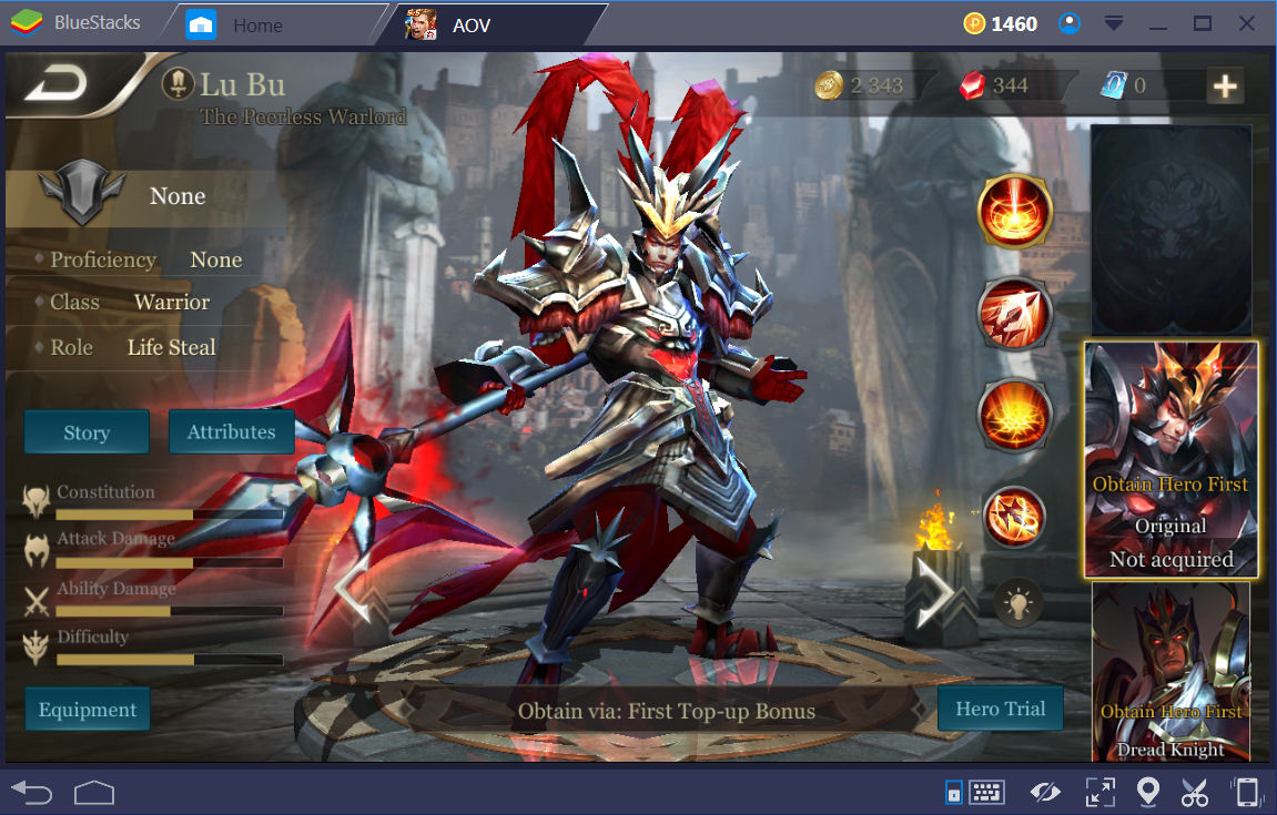 Arena of Valor Top 5 Warriors Guide | BlueStacks