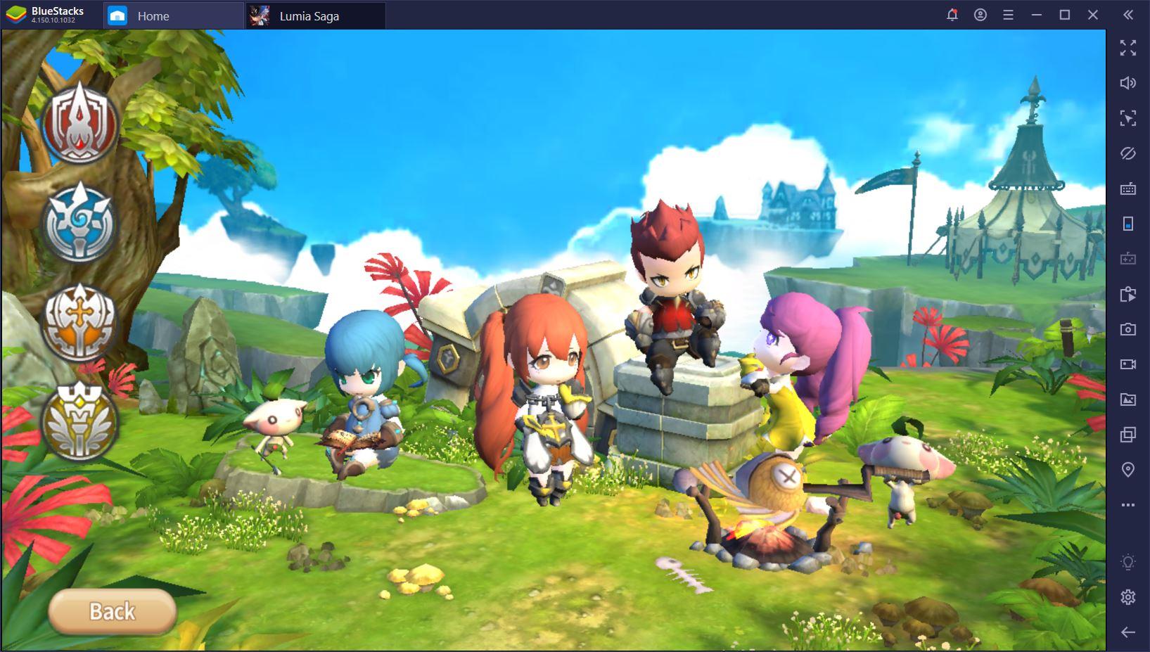 Lumia Saga a beau être fidèle aux codes du MMORPG, il a tout de même quelques tours dans son sac à commencer par un système de classe suffisamment bien pensé pour accrocher les joueurs pendant des heures. Tous les RPG ou presque utilisent les classes et la progression par niveau. En général, on vous demande de choisir une classe au début du jeu puis de développer votre personnage pour qu'il gagne de nouvelles compétences et améliore ses statistiques. Lumia Saga ne déroge pas à la règle et comme beaucoup de RPG il vous proposera même de promouvoir votre personnage dans une nouvelle classe plus puissante au bout de quelques heures de jeu. Là où Lumia Saga se démarque un peu de la formule, c'est qu'il vous propose de développer également une deuxième classe qui peut changer drastiquement le gameplay de votre personnage. (Lumia Saga le guide complet sur les classes_01) Et si vous jouez à Lumia Saga sur BlueStacks (Jouez à Lumia Saga sur PC avec BlueStacks) vous pourrez profiter des compétences de vos deux classes en switchant à la volée entre elles grâce au Keymapping. Après tout, les MMORPG sont faits pour être joués au clavier et à la souris. Comment fonctionnent les classes dans Lumia Saga Dans Lumia Saga, vous choisissez une classe avant même de créer votre personnage. Il existe actuellement 4 classes : Le chevalier, le mage, l'oracle et le juge et elles ont toutes leurs spécificités. Pour autant, vous ne serez pas limité par votre choix initial et grâce aux sous-classes rien ne vous empêche de transformer un oracle qui sert principalement à soigner ses coéquipiers, en un combattant plus offensif. (Lumia Saga le guide complet sur les classes_02) Grâce au système de sous-classe, vous allez pouvoir explorer les possibilités qui s'offrent à votre personnage. Vous accédez à cette nouvelle fonction à partir du niveau 30 et si la plupart des MMORPG intégrant un système similaire vous forcent à choisir une sous-classe qui spécialise davantage votre personnage, ce n'est pas