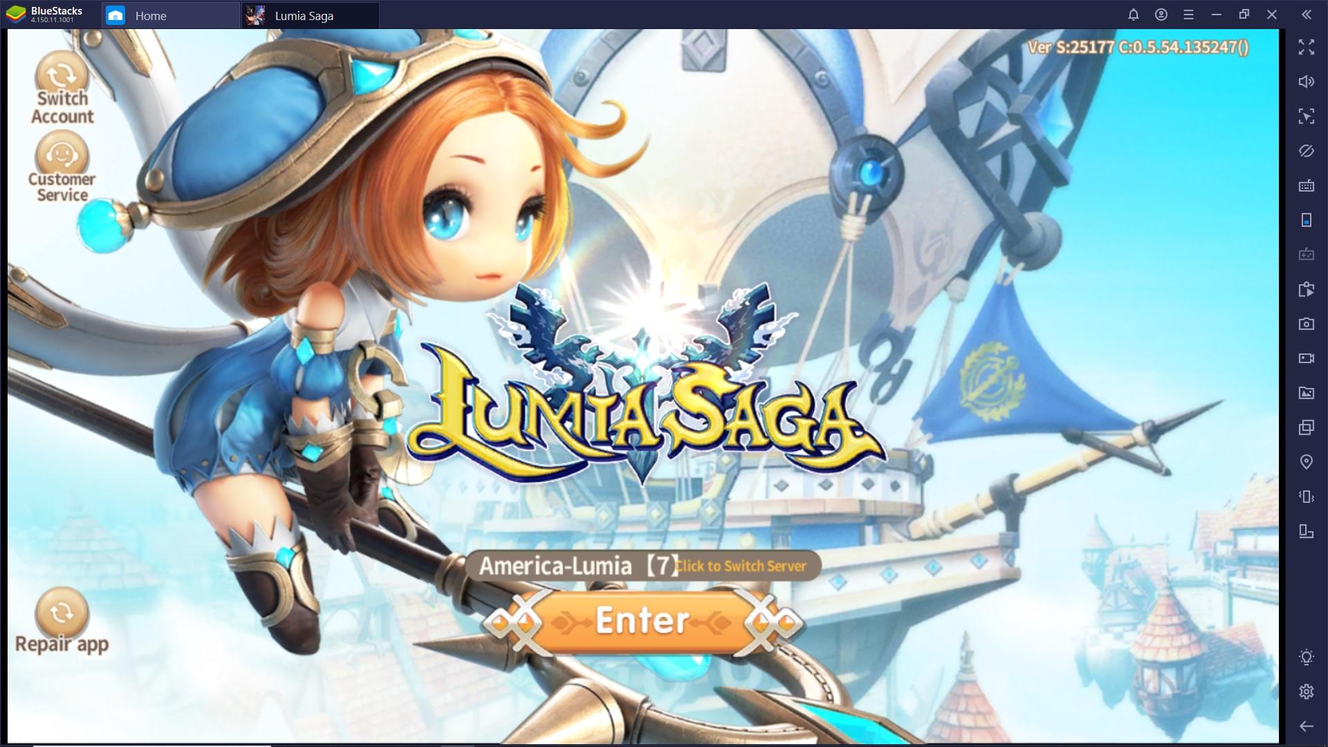 Gioca Lumia Saga su PC con Bluestacks