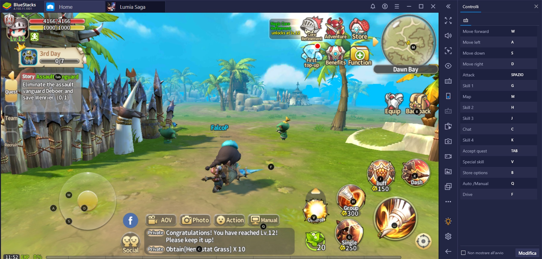 Gioca Lumia Saga su PC con Bluestacks