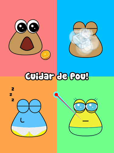 Juega Pou on pc 8