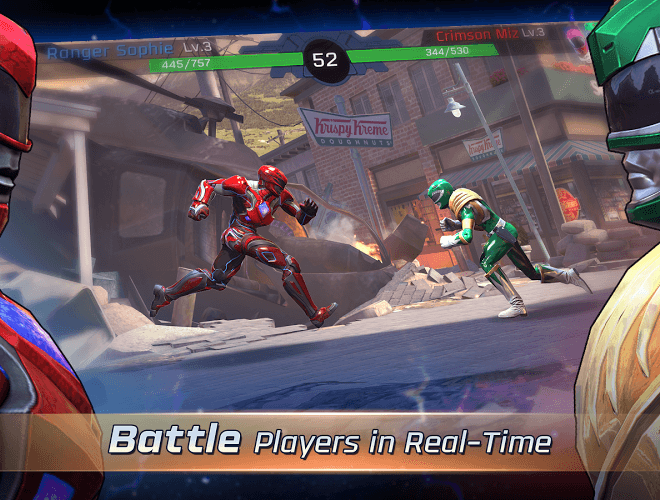 Play Power Rangers: Legacy Wars on PC 2