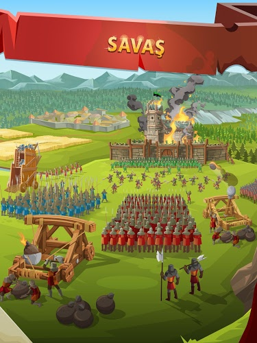 Empire Four Kingdoms İndirin ve PC'de Oynayın 16