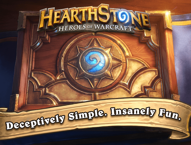 Spustit Hearthstone app on PC 14