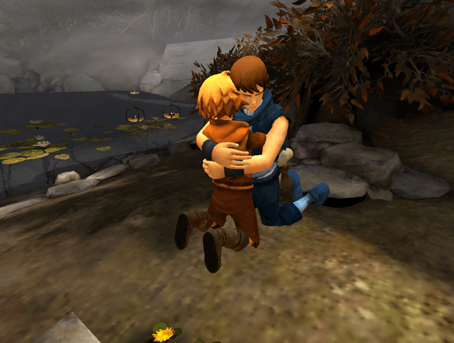 Play Brothers: A Tale of Two Sons on PC 8
