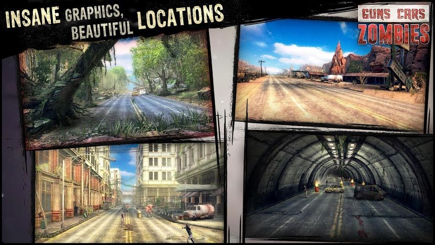 Играй Guns, Cars, Zombies На ПК 23