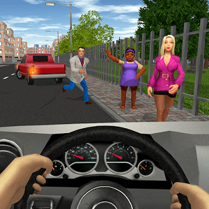 Play Taxi Game on PC