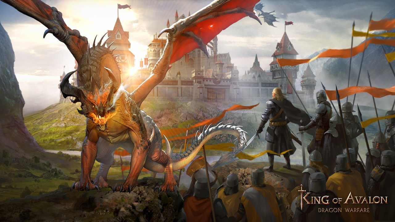 Learn the Best Resource Strategy in King of Avalon on PC