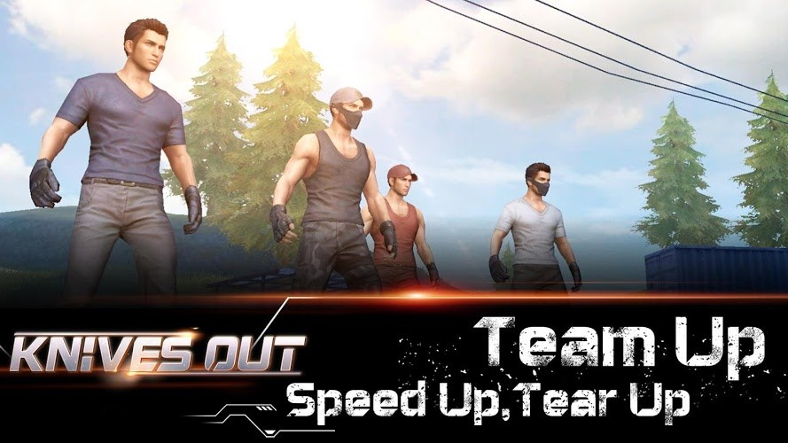 Download Knives Out on PC with BlueStacks