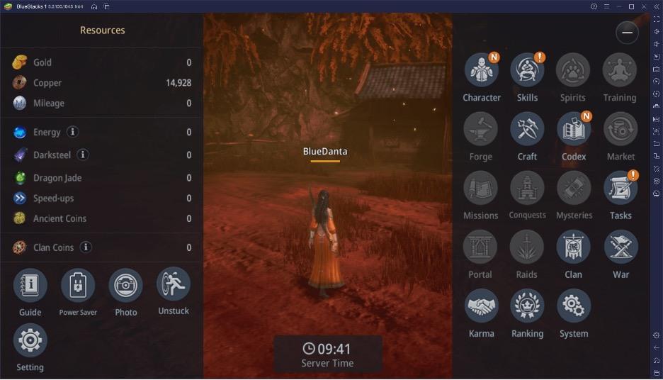 MIR4 на ПК – Оптимизируем игру с помощью BlueStacks