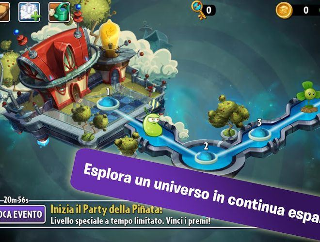 Gioca Plants vs Zombies 2 sul tuo PC 15