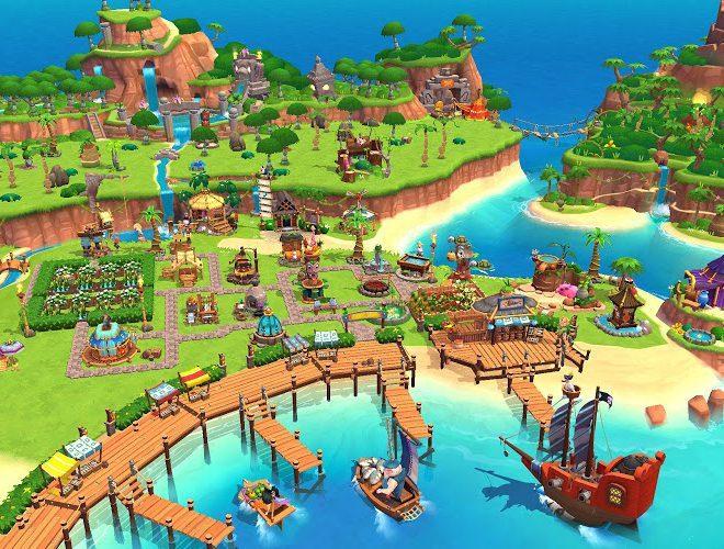 Играй Paradise Bay На ПК 13