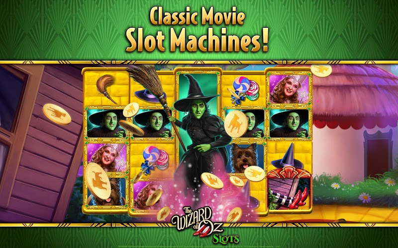 Play Wizard of Oz Free Slots Casino on PC 11