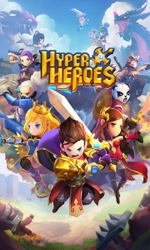 Играй Hyper Heroes На ПК 3