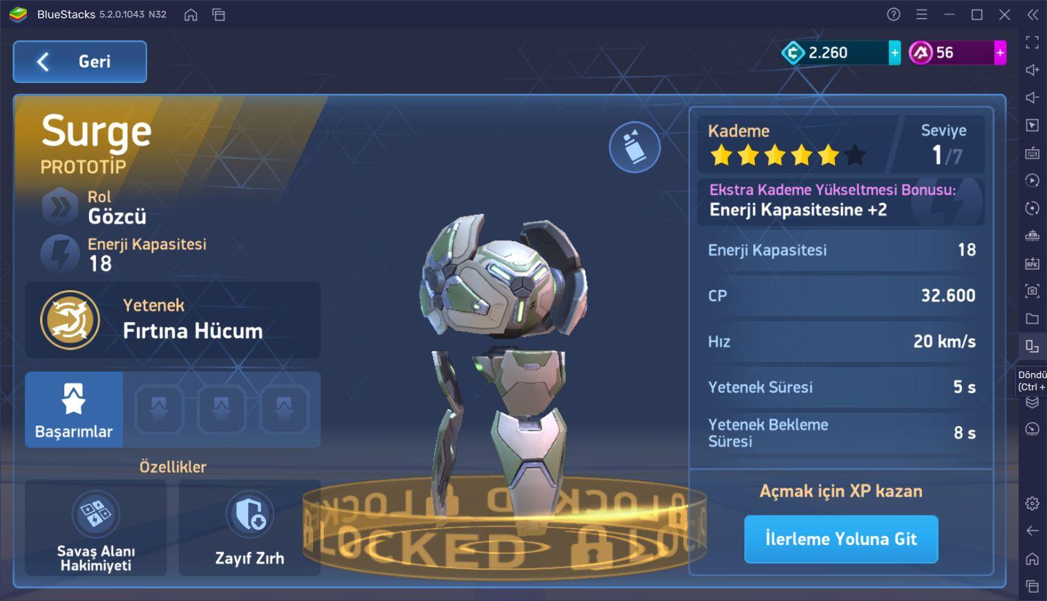 Mech Arena: Robot Showdown Oyunundaki En İyi Robotlar